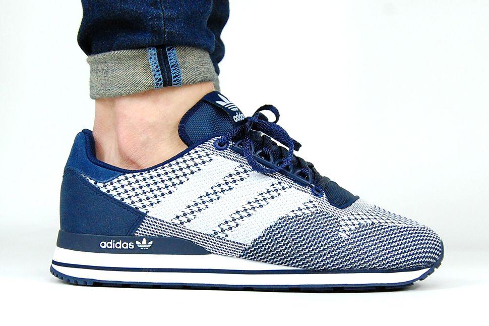 adidas originals zx 500 Blue