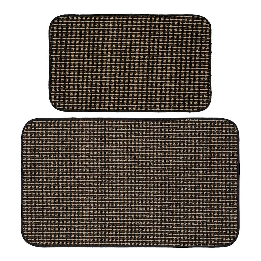 Berber Colorations 2 Piece Kitchen Rug