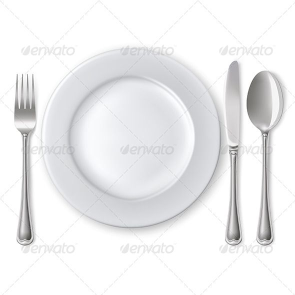 Plate with Spoon, Knife and Fork  #GraphicRiver         Empty plate with spoon, knife and fork on a white background. Mesh. Clipping Mask.     Created: 30April13 GraphicsFilesIncluded: JPGImage #VectorEPS #AIIllustrator Layered: No MinimumAdobeCSVersion: CS Tags: breakfast #ceramics #china #circle #cutout #designelement #dinner #eating #element #food #fork #isolated #isolatedonwhite #kitchen #knife #lunch #meal #menu #nobody #objects #place #plate #set #spoon #utensil #vector #white