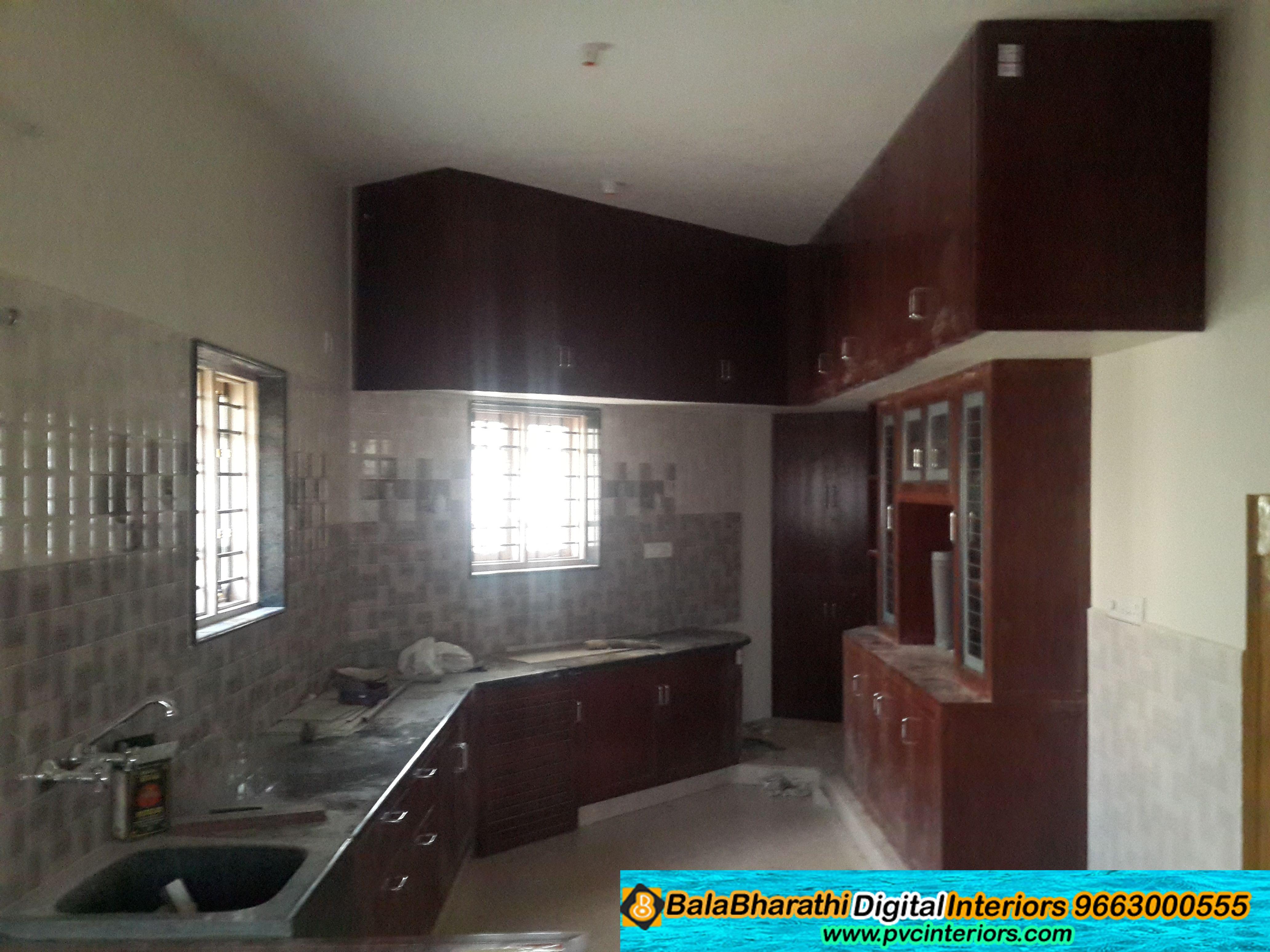 Pvc Modular Kitchen Pvc Kitchen Cabinets Pvc Wardrobes Design Kitchen Furniture Design Kitchen Designs Layout Interior Design Kitchen