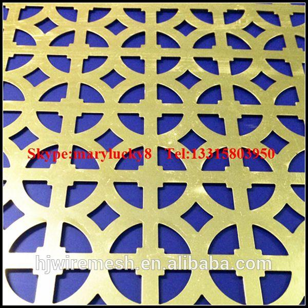Aluminum Sheet Decorative Perforated Sheet Decorative Aluminum Perforated Metal Sheet For Architecture Metal Sheet Perforated Metal Aluminium Sheet