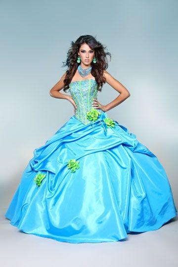 9afcdb2f7ea Bella Sera Quinceanera Dress