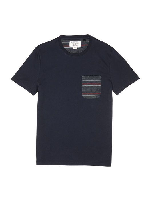 04902beb99 Shirts. FLANNEL POCKET TEE    Original Penguin Perry Ellis