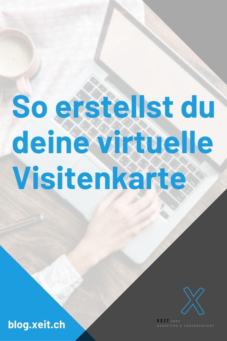 Vcards Erstellen Und Zum Download Anbieten News Vom Xeit