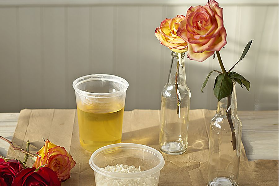 How to preserve flowers with wax wax roses petal talk