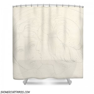 Pin On Printed Shower Curtains