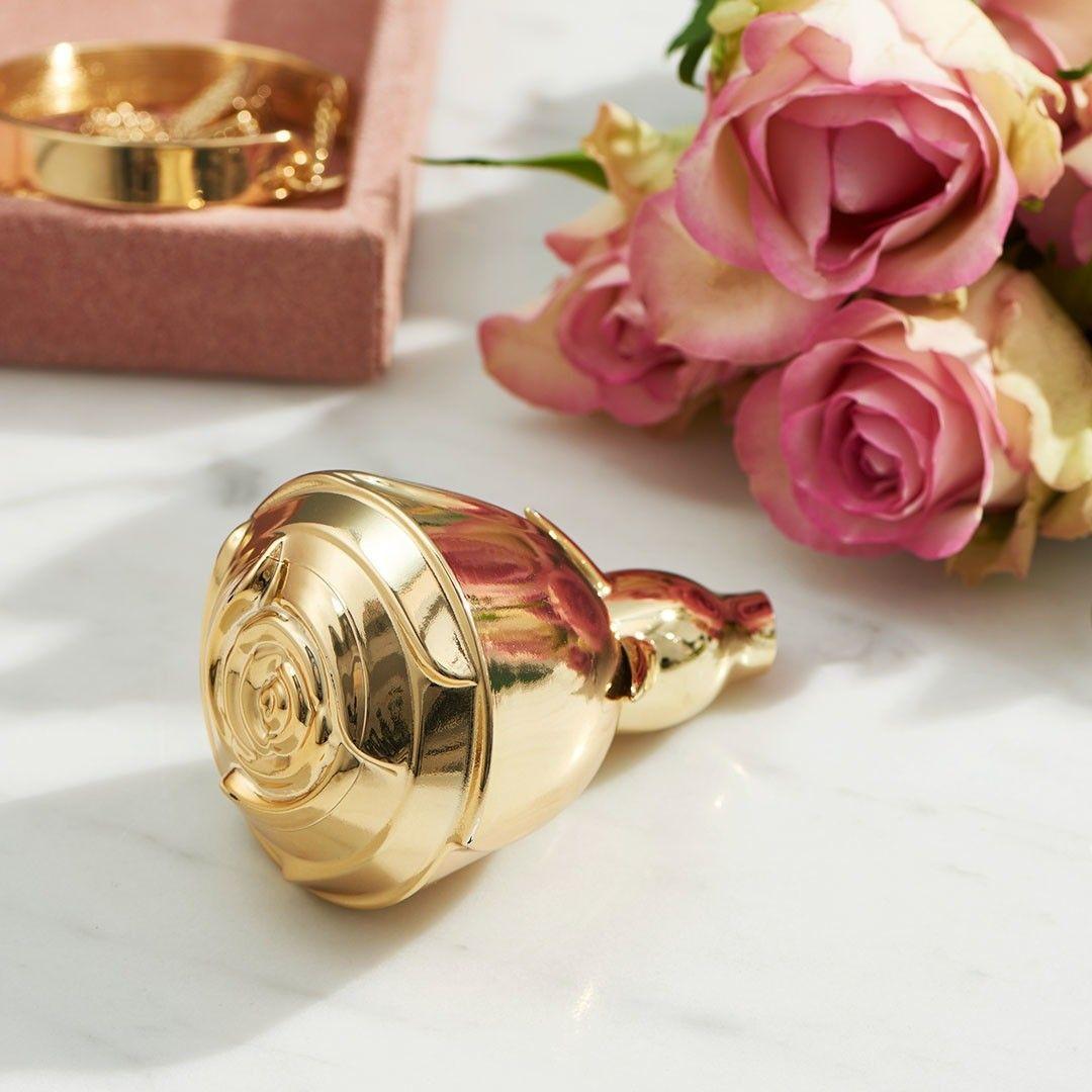 Volare Gold Eau De Parfum Is A Modern Interpretation Of The Rose