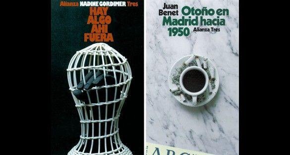 Las mejores portadas de libros: una selección sentimental - Marabilias - Tendencias, ocio, cultura y viajes en un magazine VozPopuli