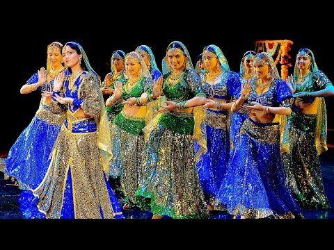 Wanna be my chammak challo, Indian Dance Group Mayuri, Petrozavodsk, Russia