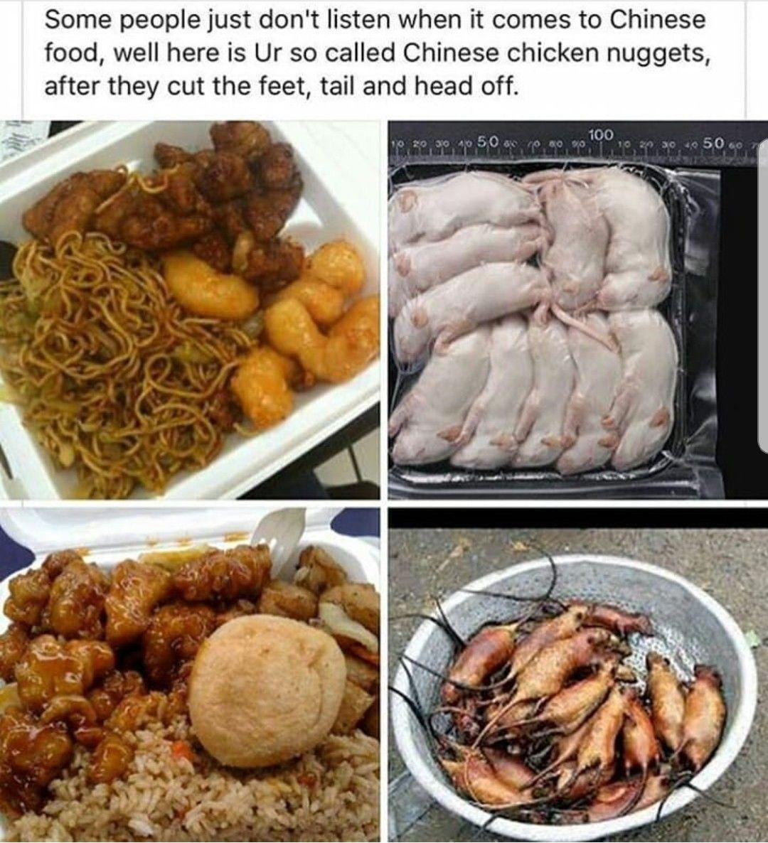 Exacwhy i dont eat chinese food with images