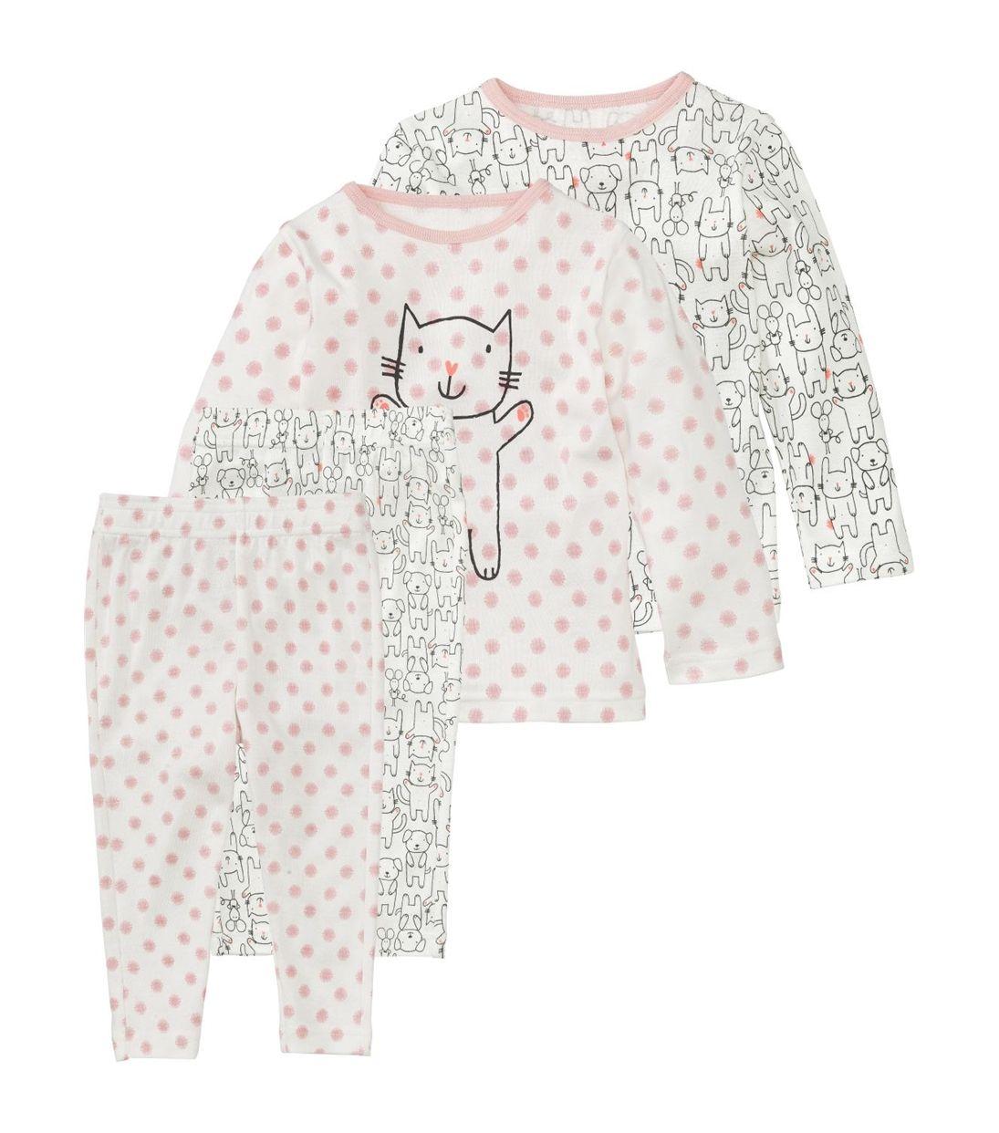 c51011b30e05e 2 pyjamas bébé - HEMA