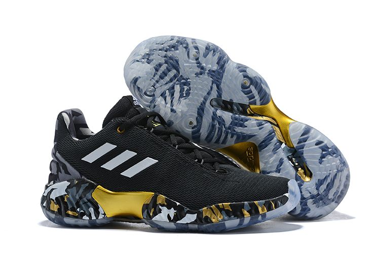 "682ef72dfae81 adidas Pro Bounce ""Unicorn"" PE Unicorn Dark Blue Off White F36936 ..."