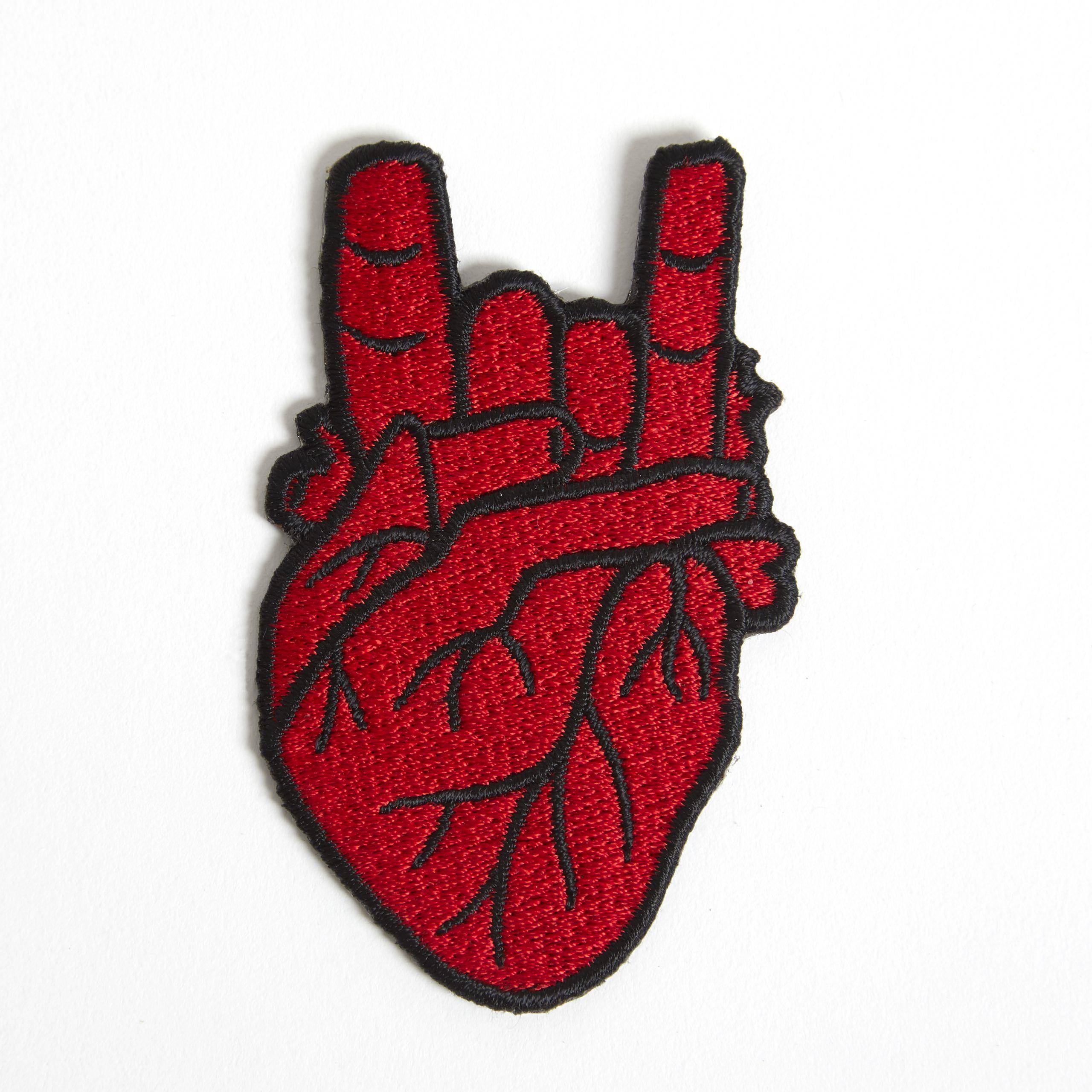 Parches Punk Rock Disenos Exclusivos Babies Maloik Parches Bordados Tatuajes De Rock Bordado
