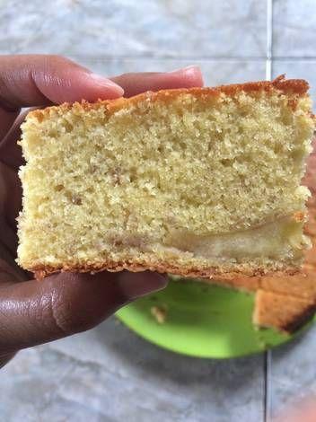 Resep Kue Bolu Pisang : resep, pisang, Resep, Pisang/Banana, Sponge, Intan_apip, Bolu,