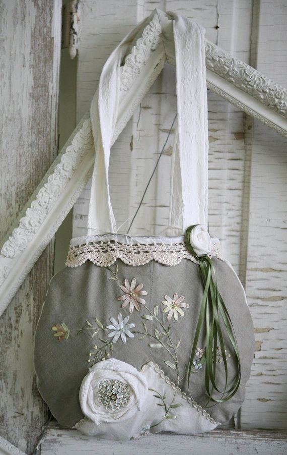 Custom Designed Handbag by VintageGardensKS on Etsy