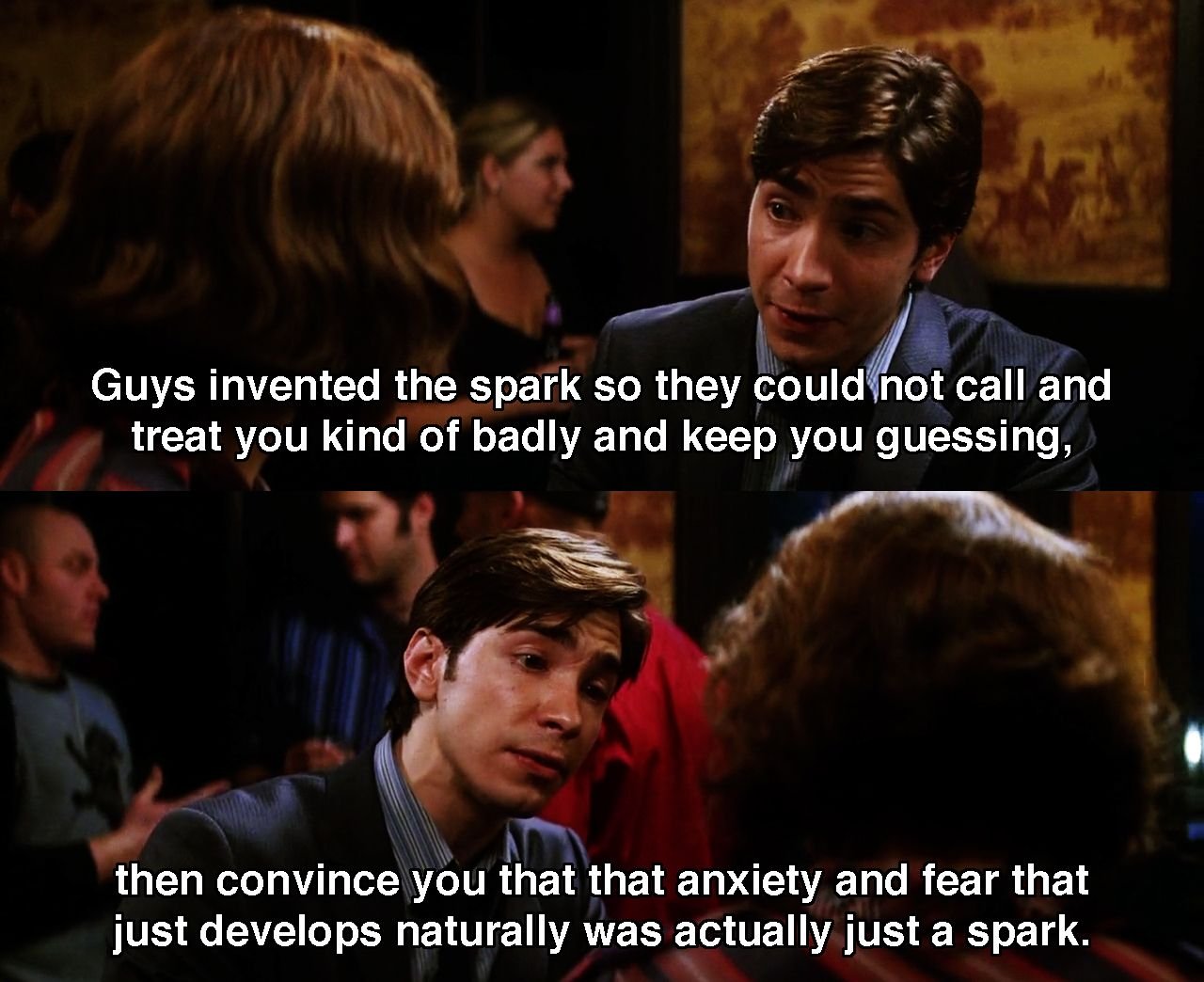 Hes Just Not That Into You Quotes Image Quotes At: He's Just Not That Into You (2009) ~ Movie Quotes
