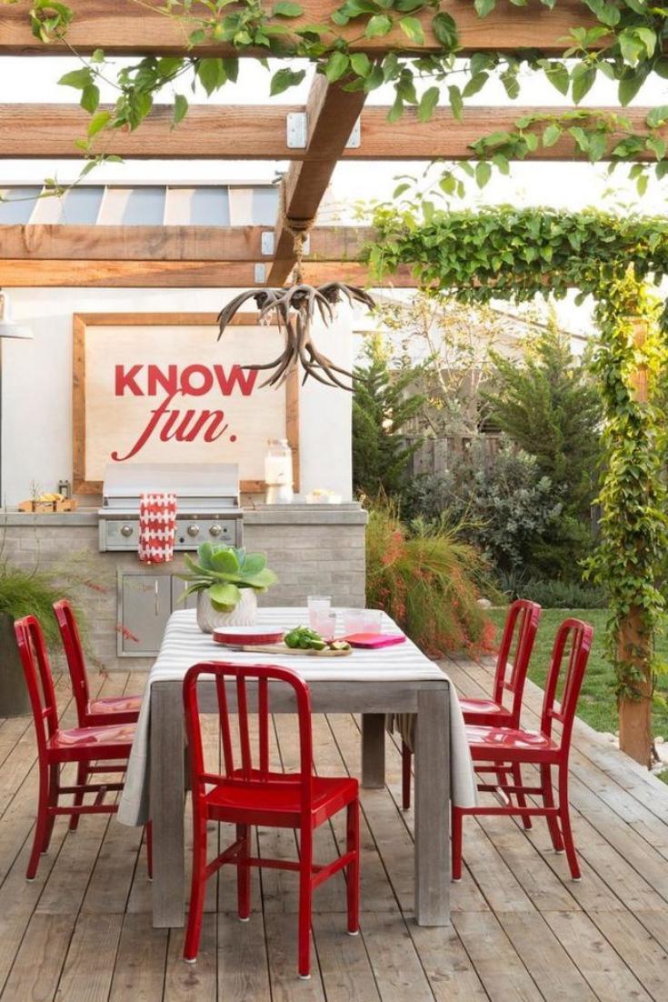 patio design near me Outdoor kitchen decor, Outdoor