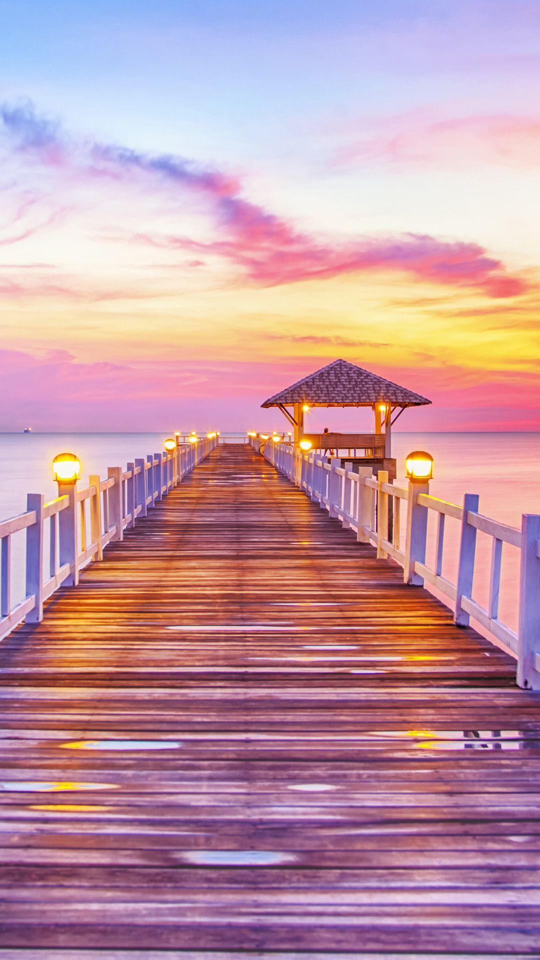 Wonderful fury sunset endless skyline iphone 6 plus - Sunset iphone background ...