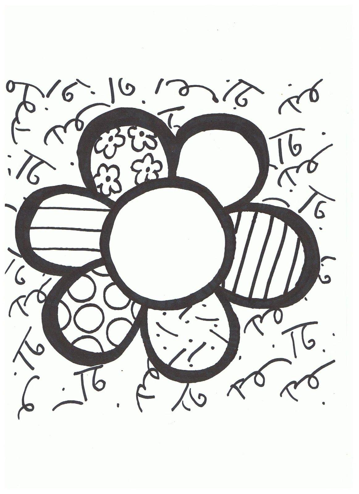 Mariposas Y Flores De Romero Britto Desenhos Romero Brito Obras