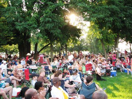 Jazz on the lawn clarksville tn