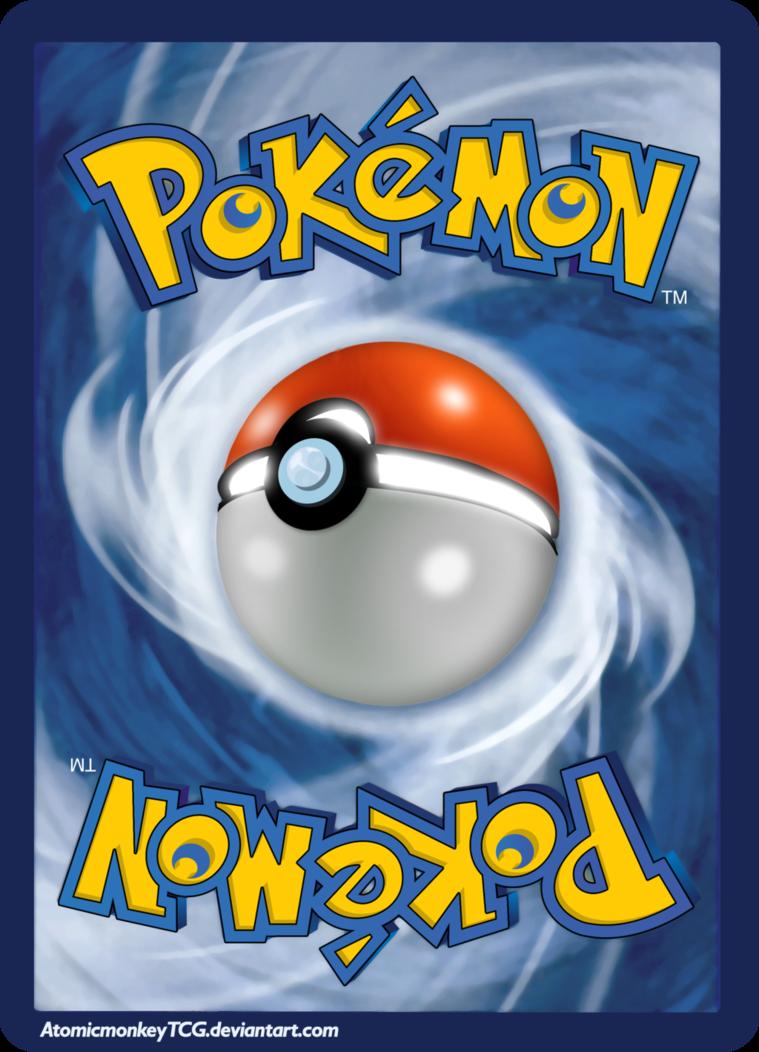 Pokémon card back side kids pinterest pokemon cards pokemon
