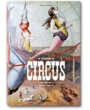 Circus Book from Taschen (currently residing on my coffee table)