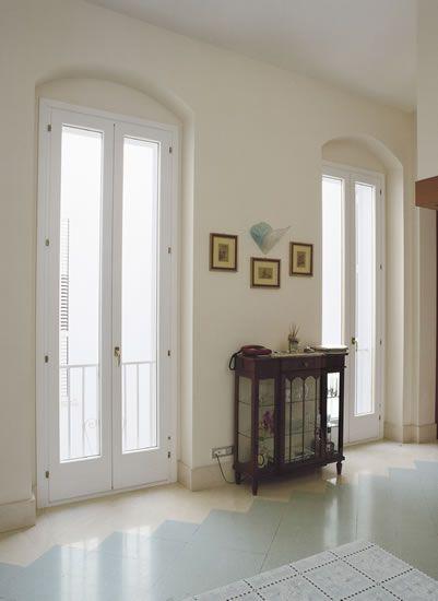 La grande bellezza è la semplicità. #finestre #arredamento #legno #windows #wood
