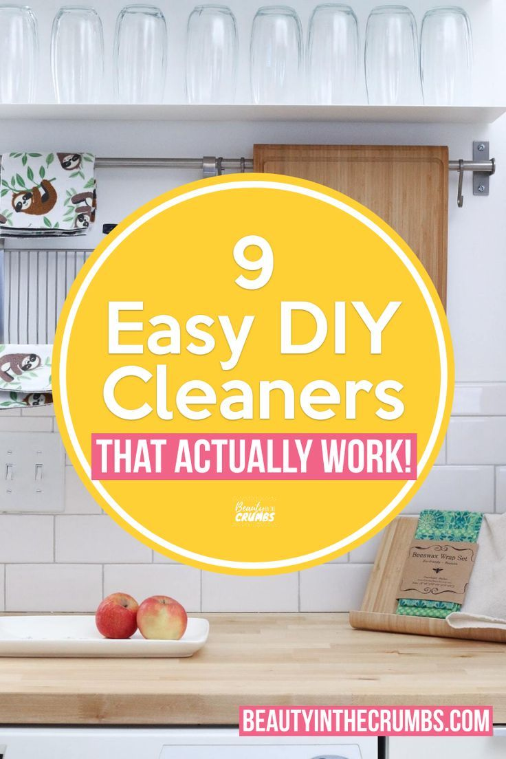 How to clean your entire house naturally with homemade cleaning products! All the recipes you need to keep your house clean while saving money by making your own homemade household cleaning products! We all need non-toxic and all-natural cleaners that work.  #greenclean #homemadehouseholdproducts #gogreen #nontoxic #healthytips