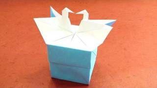 Origami Love Box