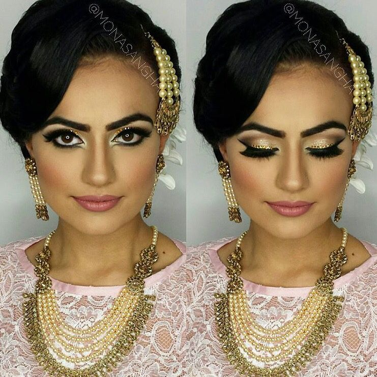 MUA: Mona Sangha | Hair, Nails and Makeup | Pinterest ...