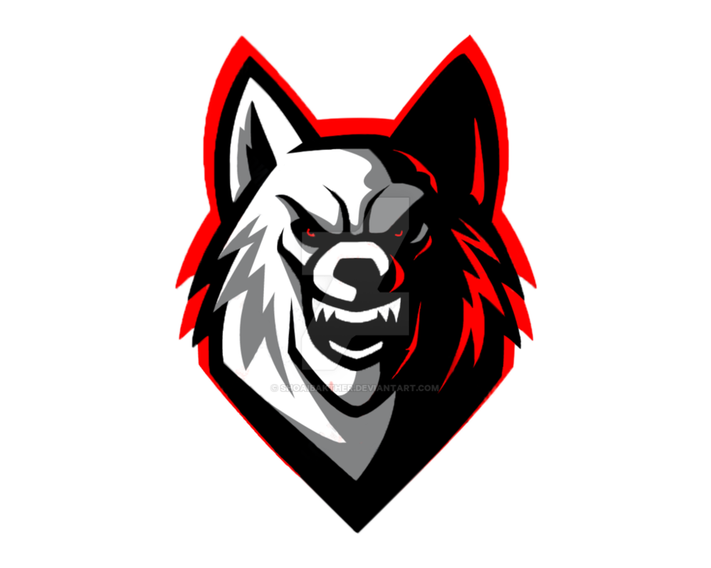 clean_wolf_logo_by_akther_brothers_by_shoaibaktherdb18s2t