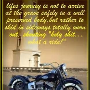 HARLEY-DAVIDSON Biker Quotes