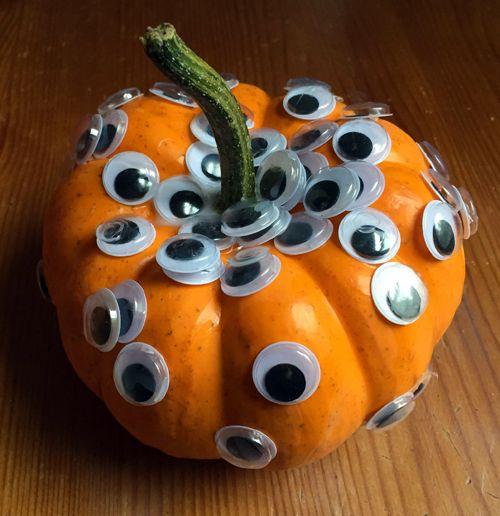 5 Eco Friendly Halloween Decoration Ideas: 5 Toddler-Friendly Ways To Decorate A Pumpkin