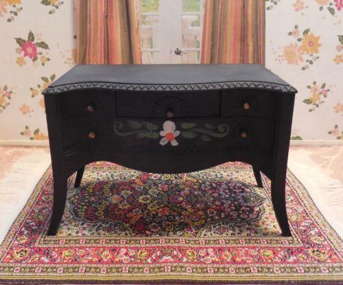 Renwal PENNSYLVANIA DUTCH BUFFET MINT Vintage Dollhouse Furniture