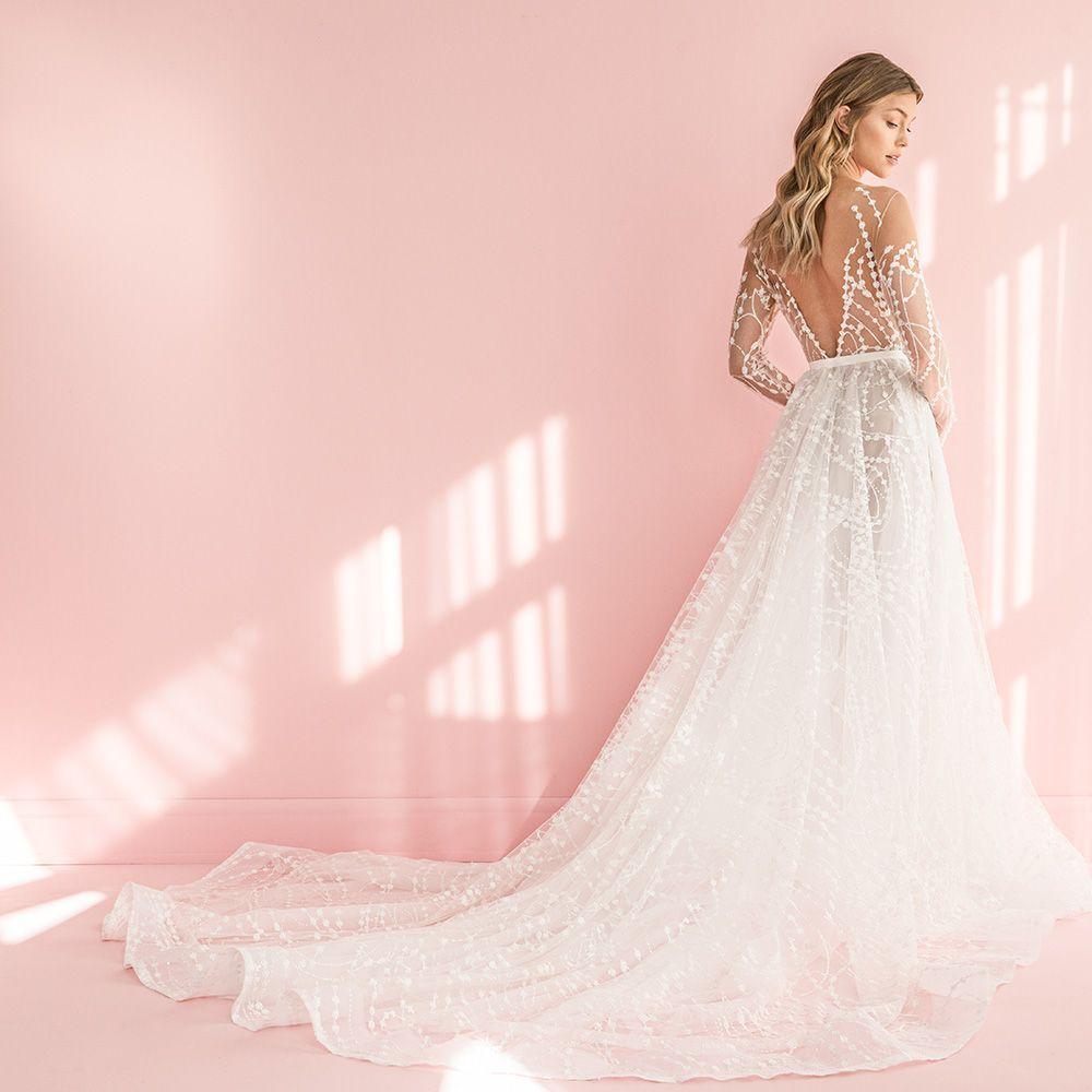 Liron Meyzan 2018 Wedding Dresses