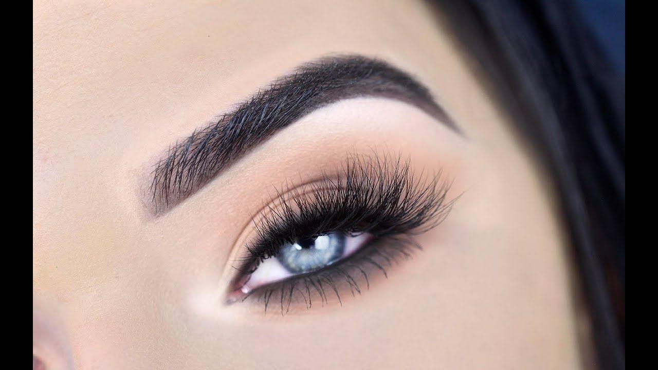 Easy Prom Smokey Eye Makeup Tutorial Abh Soft Glam Youtube Smokey Eye Makeup Dramatic Eye Makeup Blue Eye Makeup Tutorial