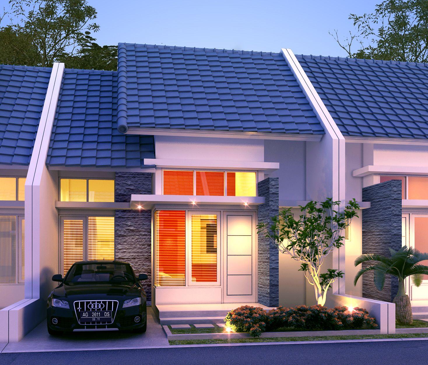 Koleksi Gambar dan Konsep Rumah Tipe 36 | Desain Rumah ...