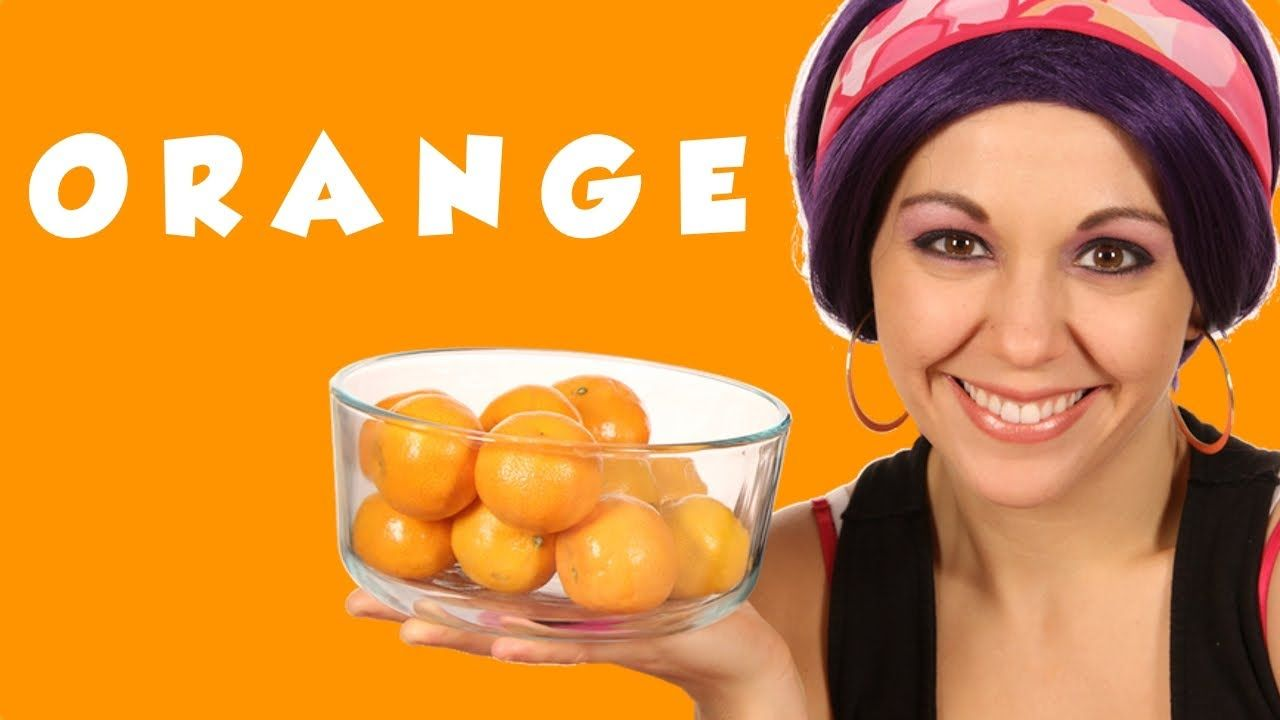 Learn to identify the color orange in this fun colors video. Teachers or  parents can use this video as an activity for kids, children, toddlers, ...