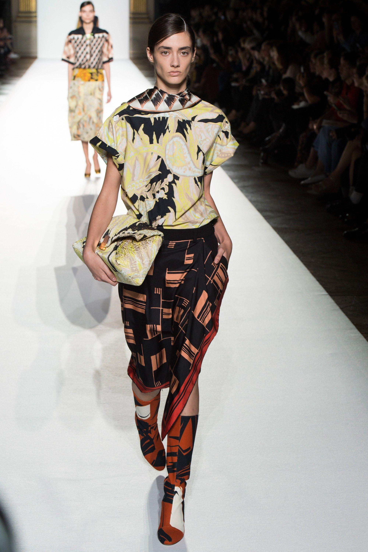 Dries Van Noten Spring 2018 Ready to Wear Fashion Show