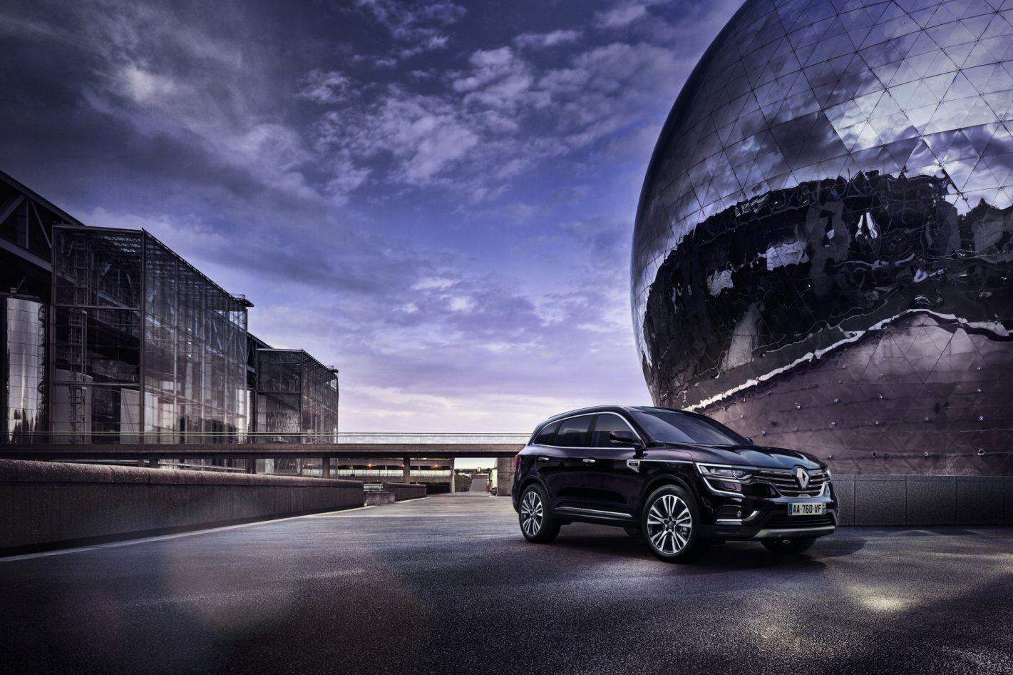 Renault Levert Koleos Vanaf Volgend Jaar Ook Als Extra Luxe Initiale Paris Met Afbeeldingen Luxe Modelauto Parijs