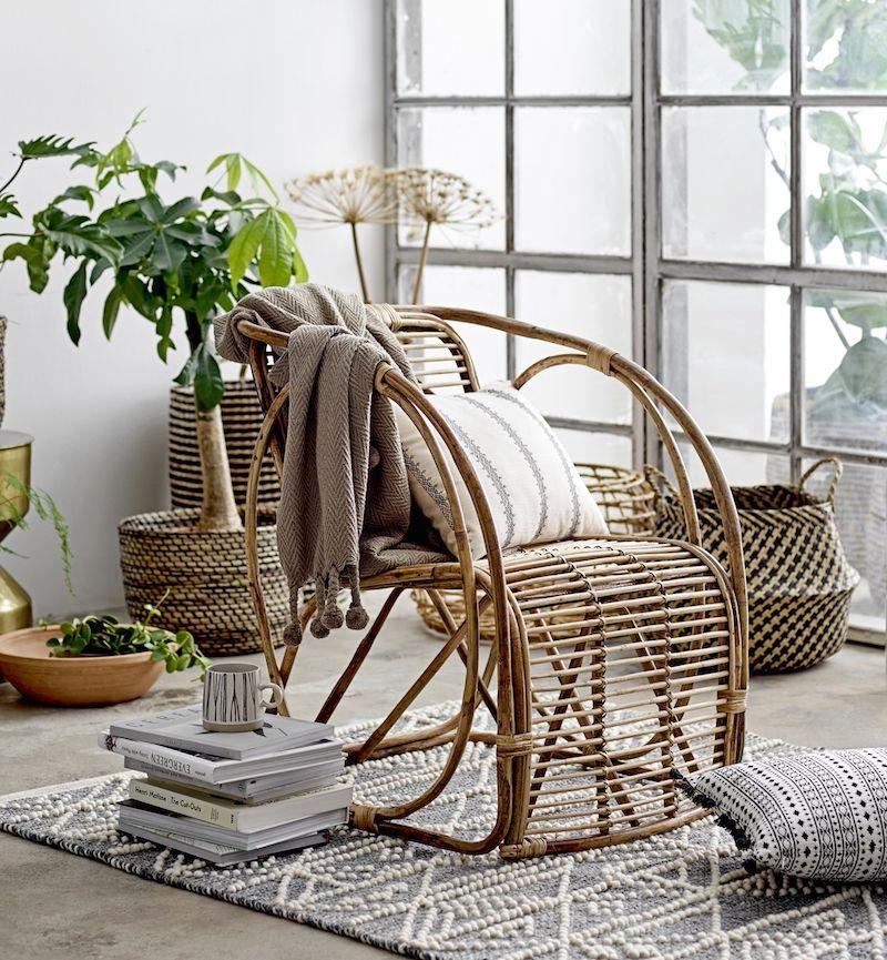 Le Joli Shop Chaise Rotin Chaises En Bambou Chaise