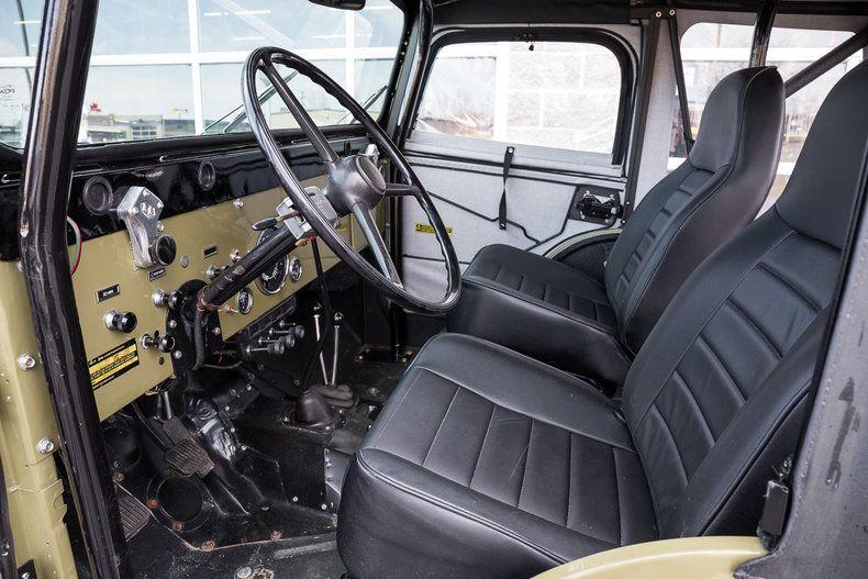 1973 Jeep Cj5 Jeep Cj5 Jeep Jeep Seats