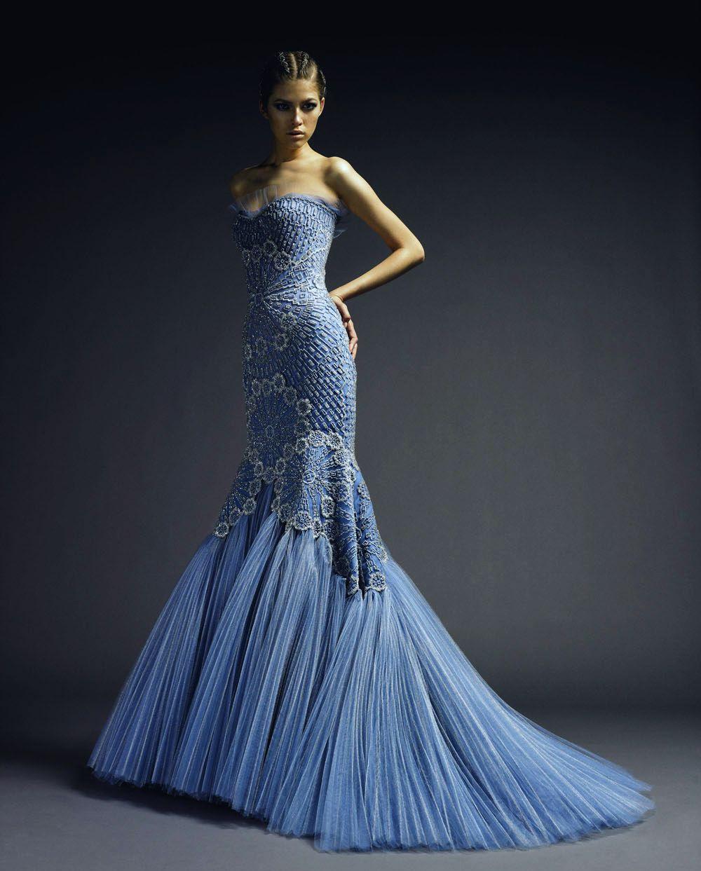 Abiti Eleganti Versace.Atelier Versace F W 2009 Abiti Da Sposa Vestiti Abiti