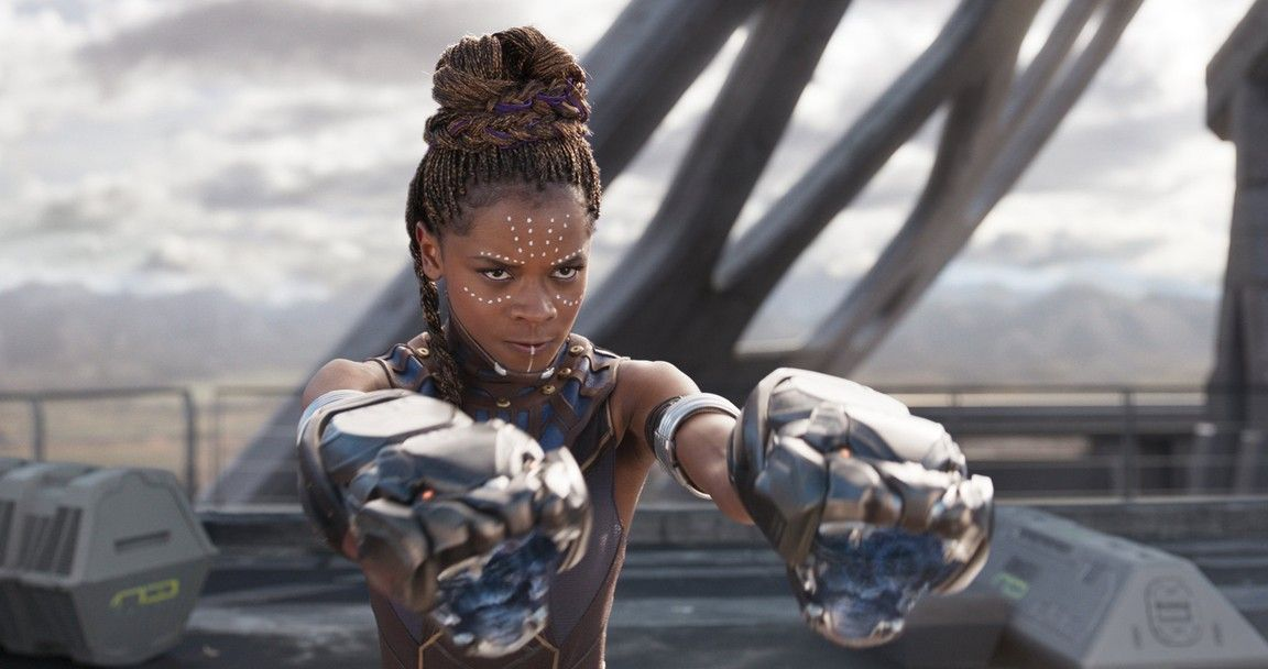Black Panther(2018) - Rotten Tomatoes