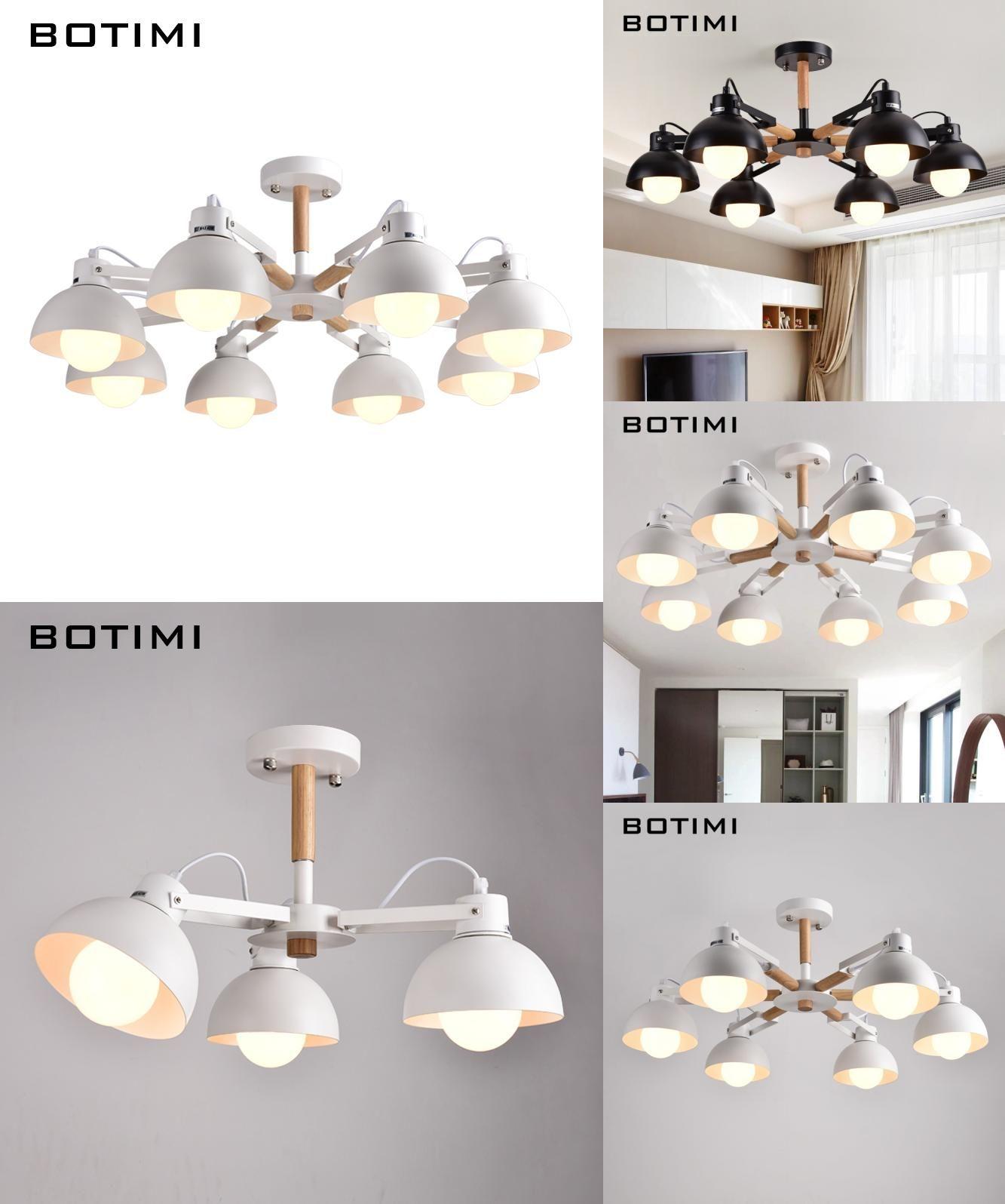 Visit To Buy Botimi Lustre Led Chandelier For Living Room Hanging  -> Lustre Sala De Jantar Led