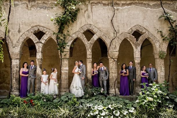 Sorrento Wedding By Distinctive Italy Weddings