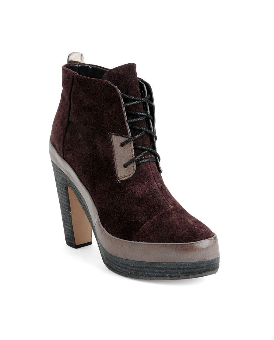 sale perfect store with big discount Rag & Bone Platform Suede Booties 2015 for sale outlet big discount vabocMDKOS