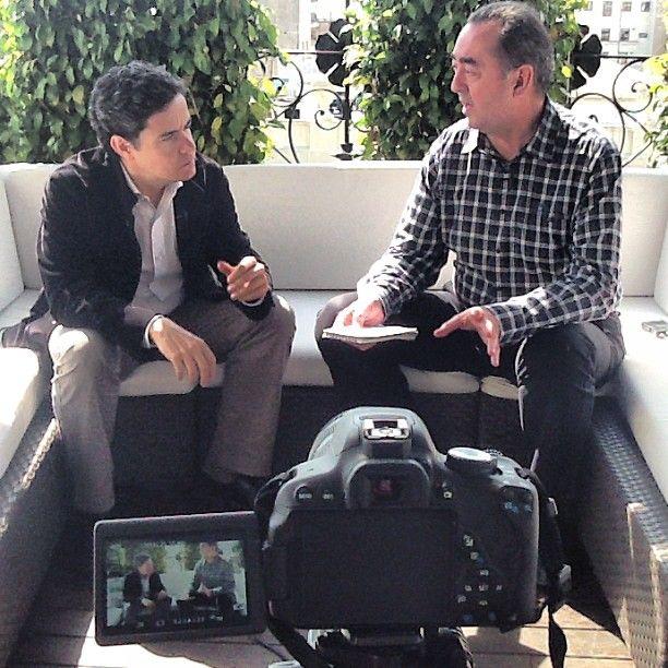 Entrevistando a Fernando Polo, de Territorio Creativo
