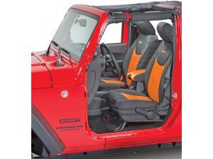 Bartact Mil-Spec Super Front Seat Covers for 11-12 Jeep® Wrangler & Wrangler Unlimited JK