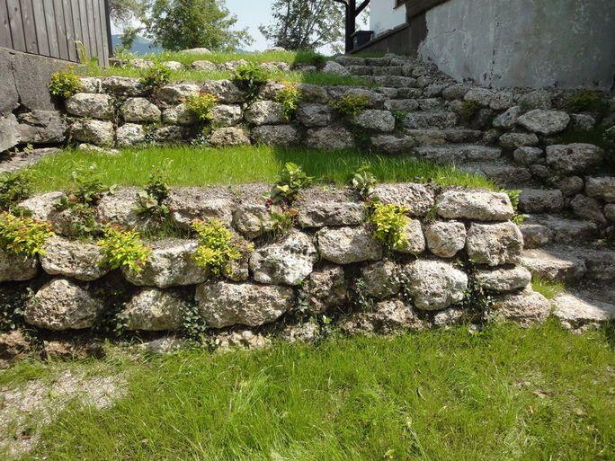 Gartengestaltung mit Naturstein - Gartengestaltung - Naturstein in ...